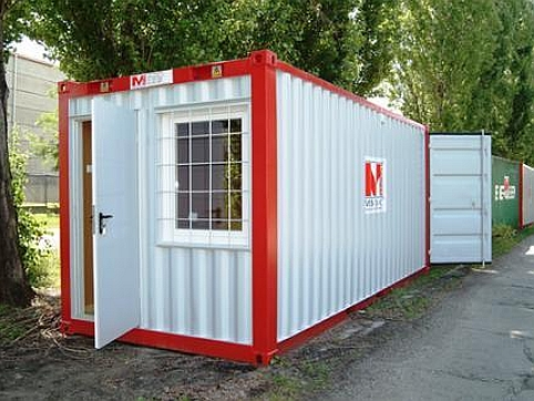 Multifunktionscontainer